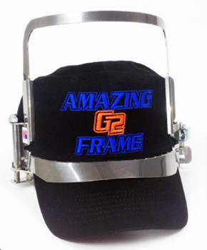 Hooptech Gen 2 Cap Frame Fits Happy Embroidery Machines