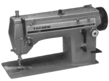 Tacsew 20U73-1 Industrial Sewing Machine with Stand