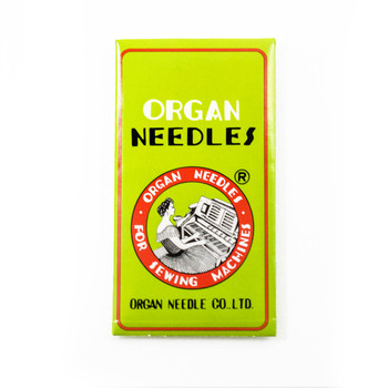 Organ HL X 5 Needles for Juki TL Series, Janome 1600P & 1600P-QC Sz 65/9