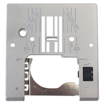 Janome Standard Needleplate for MC3000, MC4000, MC4800, MC4900 & More