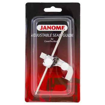 Janome CoverPro Adjustable Seam Guide