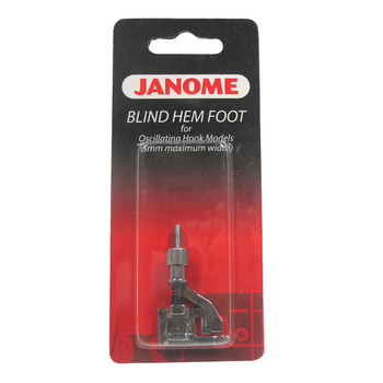 Janome Front-Load - Adjustable Blind Hem Foot G