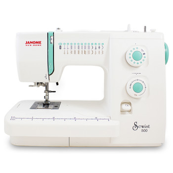 Janome Sewist 500 - Front View