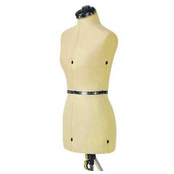 Janome Artistic Dress Form - Size Petite $149.00 - FREE SHIPPING!
