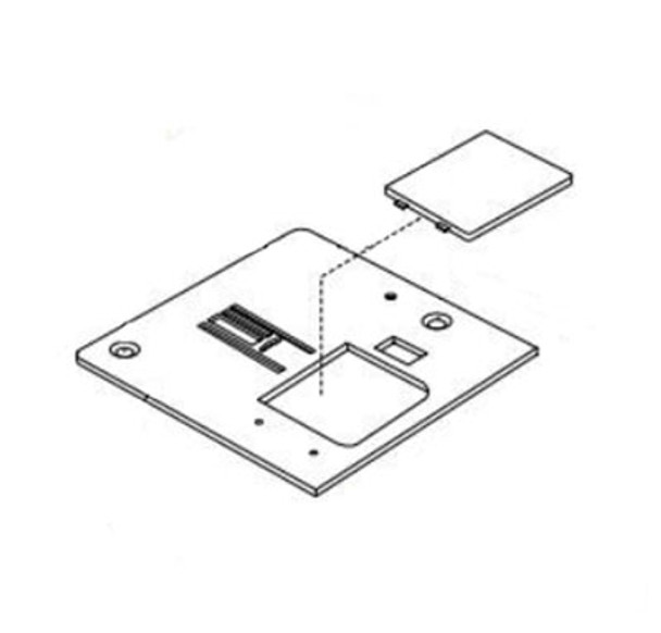 Janome Hook Cover Plate