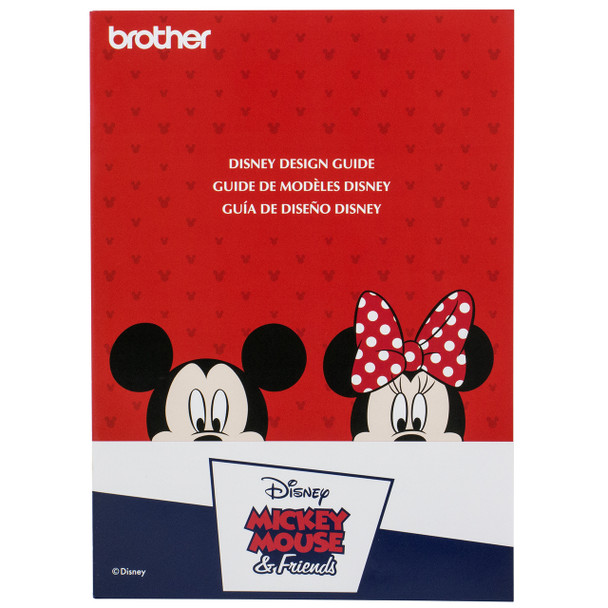 Brother PE540D Disney Embroidery Only Machine