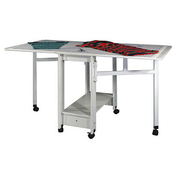 Fashion Sewing Cabinets #98 Large Cutting U0026 Craft Table Without Drawers ...