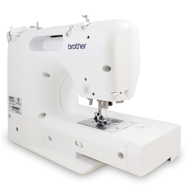 Brother Designio DZ2750 Computerized Sewing & Quilting Machine back view