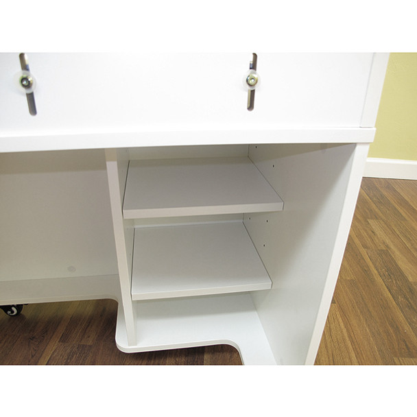 Arrow Model 1311 Quilty Long Arm Sit Down Cabinet