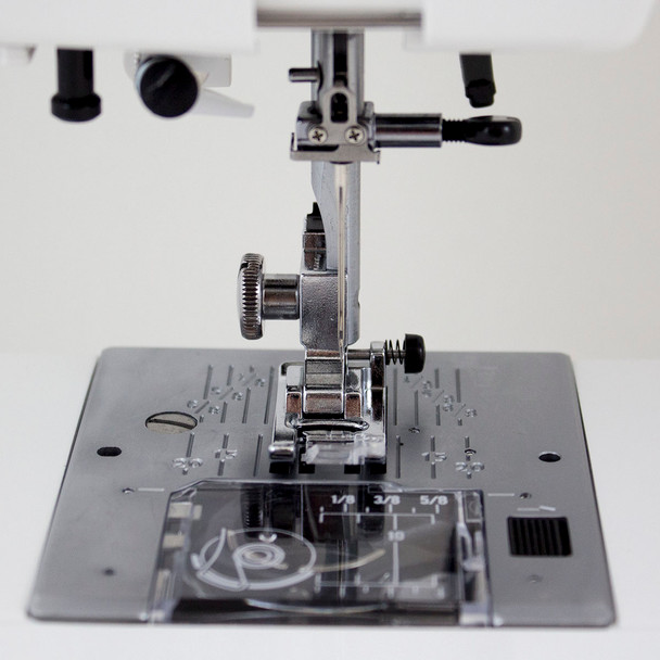 Janome HD3000 Refurbished Sewing Machine - Foot and Plate