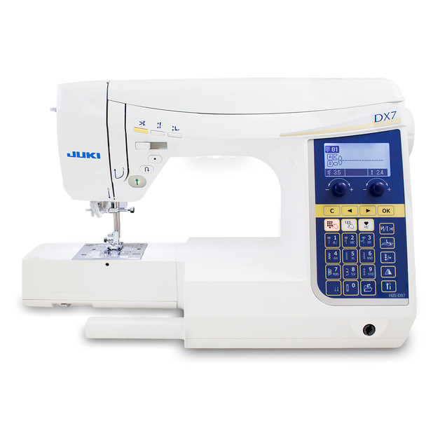 Juki HZL-DX7 Computerized Sewing and Quilting Machine