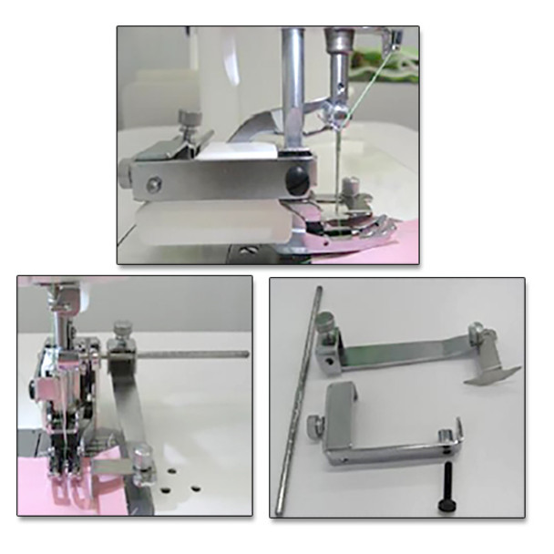Juki Right Quilt Guide for Even Feed Foot fits TL Series Machines