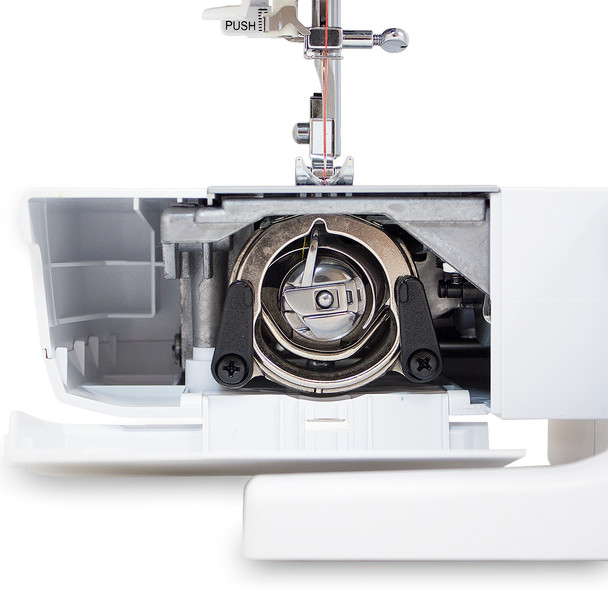 EverSewn Sparrow 15 – 32 Stitch Mechanical Sewing Machine With Sewing Bundle