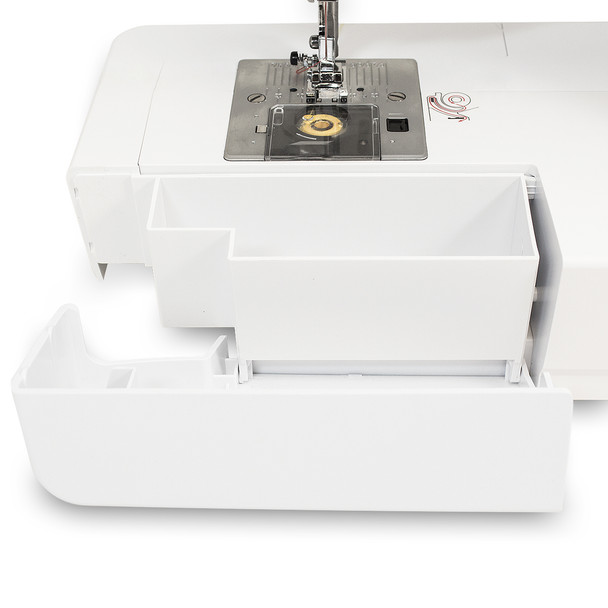 EverSewn Sparrow 20 – 80 Stitch Mechanical Sewing Machine With Quilting Bundle