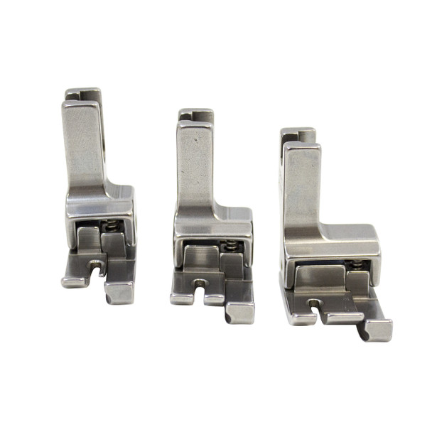Brother SA170 Spring Action Guide Foot (PQ Series) 3PC 2MM,5MM,8MM