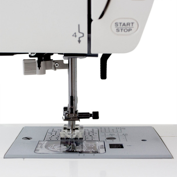 Janome DC1050 Computerized Sewing Machine - Needle Area