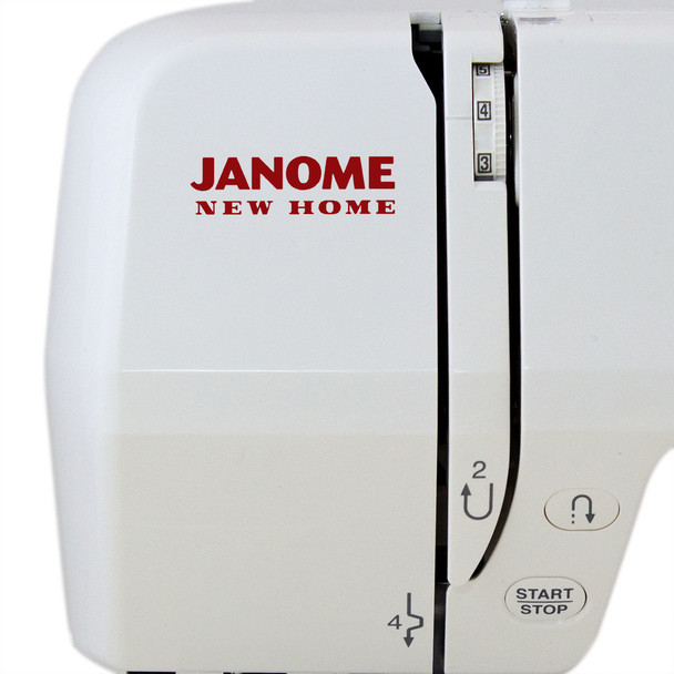 Janome DC1050 Computerized Sewing Machine - Adjustments