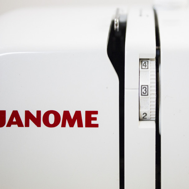 Janome 8050 Computerized Sewing Machine (Refurbished) - Tension Control
