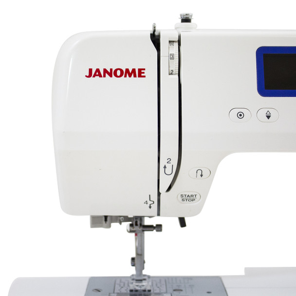 Janome 8050 Computerized Sewing Machine (Refurbished) - Thread Guide