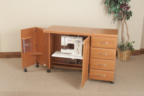 Fashion Sewing Cabinets 7600 Space Saver Sewing Cabinet