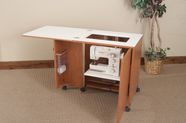 Fashion Sewing Cabinets 7400 Space Saver Sewing Cabinet