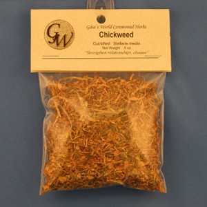 (HC02805) Chickweed c/s 1/2 oz