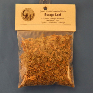 (HC04105) Borage Leaf c/s 1/2 oz