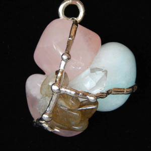 (SOLCOUN) Counsel Amulet Necklace
