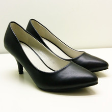 Kagui Pump Heels Black