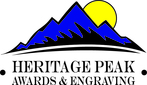 Heritage Peak Awards and Engraving