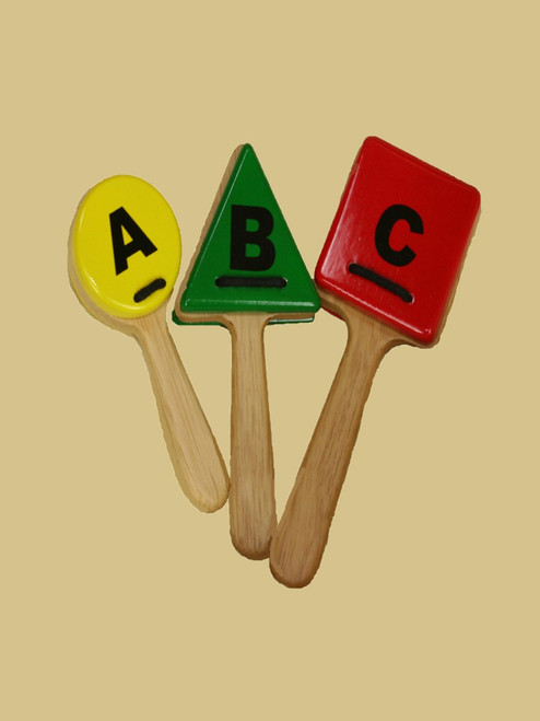A-B-C Clappers