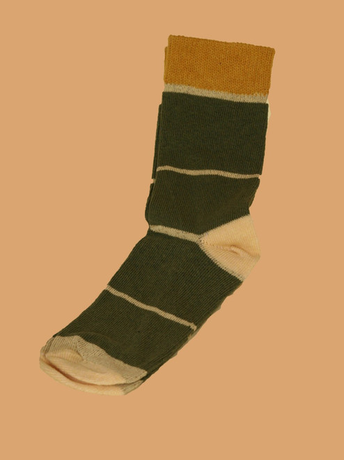 Caliban Crew Paired Socks - Recycled Cotton