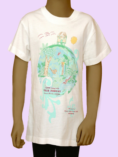 House on a Hill Kids Crew - Organic Cotton
