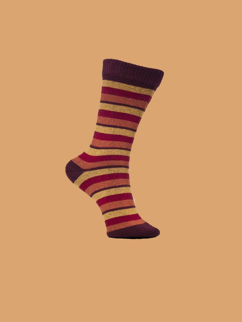 Isis Crew Paired Socks - Recycled Cotton