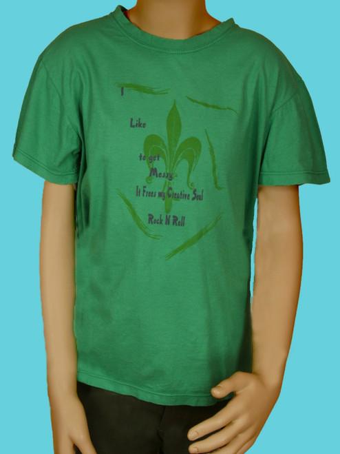 Rock N' Roll Tee - Organic Cotton