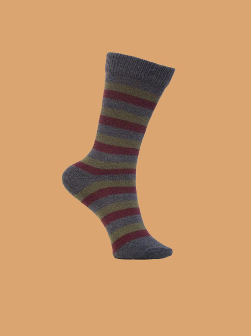 Shiva Crew Paired Socks - Recycled Cotton