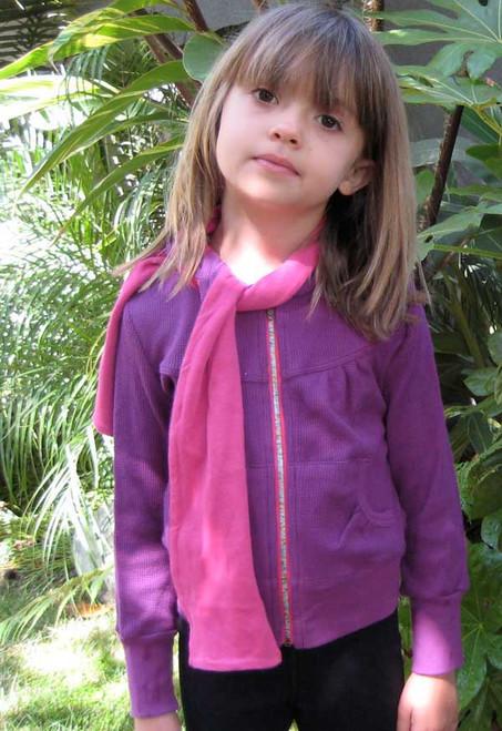 Plum Variola Jacket - Organic Cotton