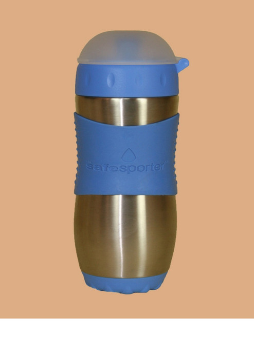 The Safe Sporter 12oz - Stainless Steel for Chemical Free Drink