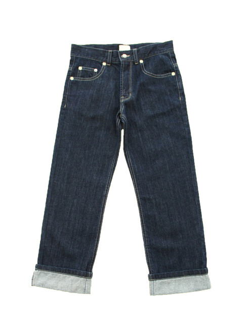 Boys Straight Leg Jean - Organic Cotton
