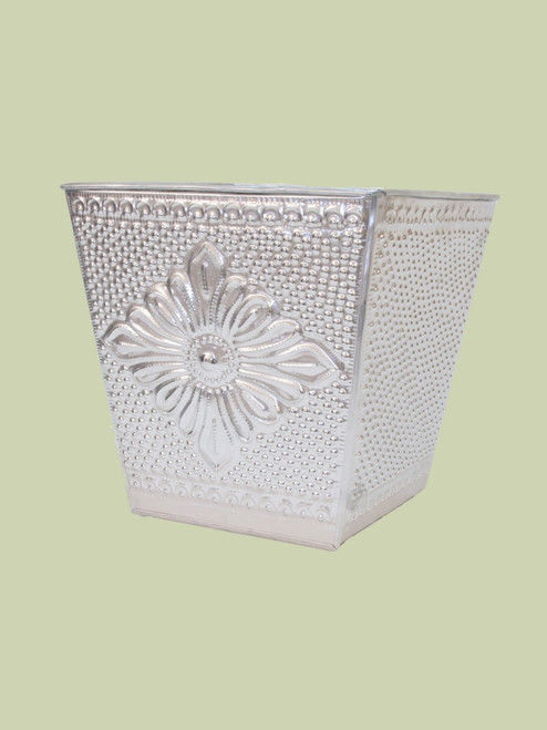 Recycled Aluminum Trash Can