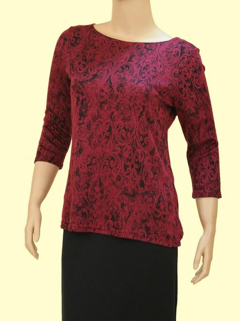 Women's Perfect Top - Bamboo Viscose Knit