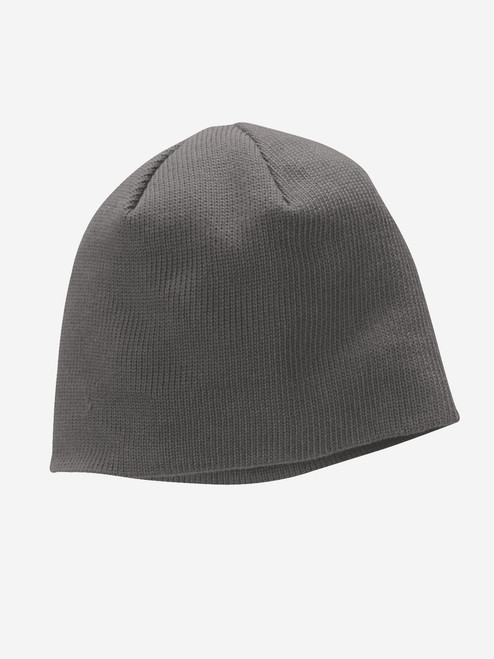 Thin Rib Beanie  - Organic Cotton
