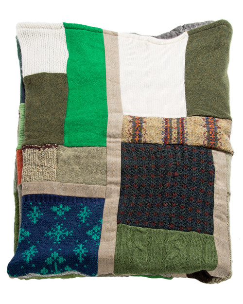 Season for Love Quilt - Recycled Vintage Fabrics