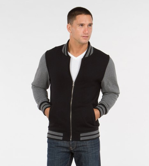Varsity Jacket - Organic Cotton