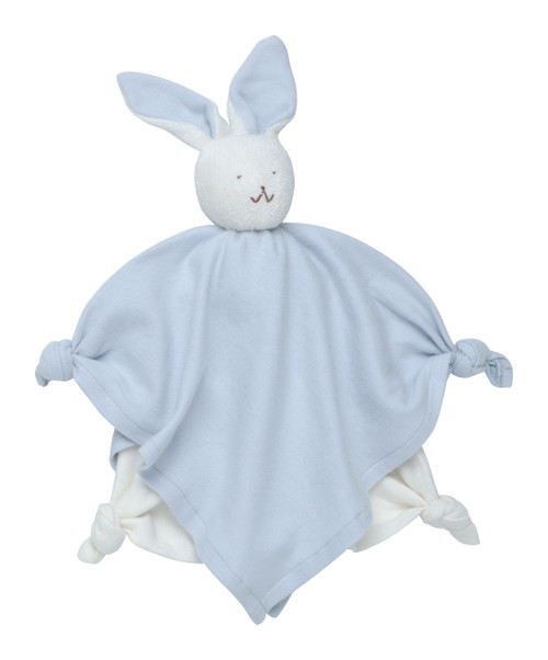 Bunny Blanket Friend. Organic Cotton - Fair Trade