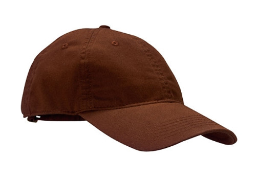 Earth Unstructured Baseball Hat - Organic Cotton