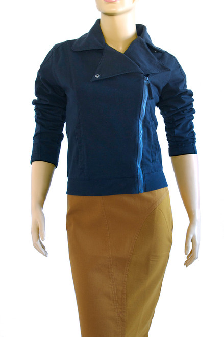 Manix Jacket - Organic Cotton Fleece