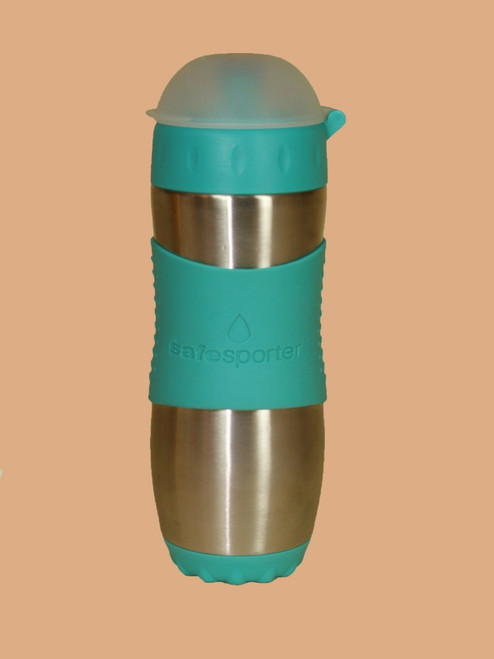 The Safe Sporter 16oz - Stainless Steel for Chemical Free Drink