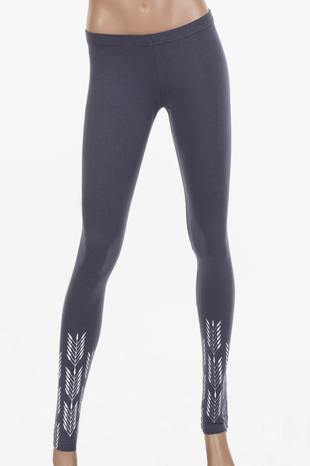 Picaya Print Neary Legging - Upcycled Jersey