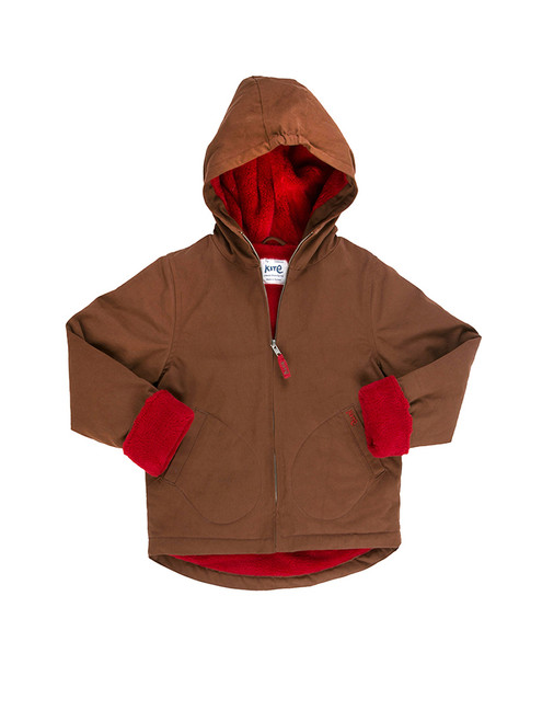 Boy's Organic Cotton GO Coat